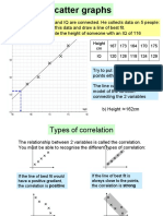 5 Corellation & regression