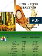 Lec 1 NE41102 Lipid in Food Industry