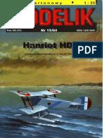 Modelik_2004.15_Hanriot_HD-2