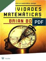 Actividades Matematicas - Brian Bolt
