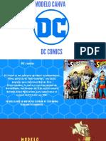 DC COMICS canva