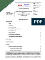 ENGINEERING DESIGN GUIDELINE - Distillation_column_Rev05