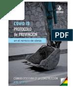 protocolo CADECO C.E.CH.