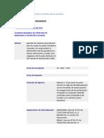 Tipos características generales y estructura de los acuerdos