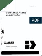 Maintenance Planning & Scheduling_IDCON.pdf