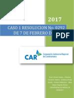 Corporación Autónoma Regional de Cundinamarca — CAR