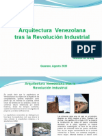 Tecnologia arquitectonica de Venezuela.pptx