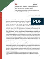 Anarquia na Bahia (1920-1922) – militância, repressão e circulação  geográfica na trajetória de Eustáquio Marinho