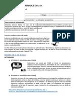 PAC - 3 - MÚSICA INSTRUMENTAL - 5C y 5H
