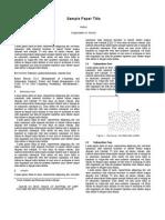 sample-paper