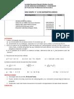 FICHA DE TAREA SESIÓN  No 12 DE MATEMÄTICA BÁSICA.pdf