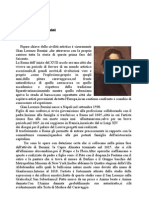 Gian Lorenzo Bernini seminar