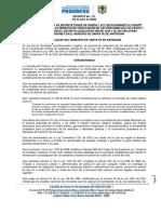 Decreto 111 de 15 julio de  2020