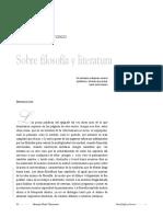 Dialnet-SobreFilosofiaYLiteratura-5573072