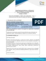 Guía de actividades y rúbrica de evaluación - Fase 1 - Reconocimiento del contexto actual del emprendimiento.pdf