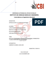 Enfoque de sistemas, niveles de los sistemas, parámetros y características de los sistemas_Equipo_03.pdf