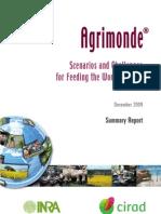 INRA-CIRAD,_2009_-_Agrimonde_(Summary_Report)[1]