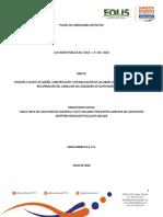Pliego de Condiciones Definitivo 22072020