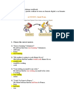 Activity 14 - Taller_ Reported speech questions - 3%