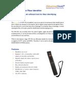 identificador de fibra ofi-20a