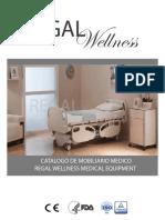 CATALOGO 2018 REGAL WELLNESS