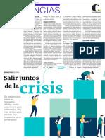 Salir juntos de la crisis