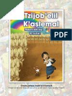 Cuentos en idioma K'iche' 2018