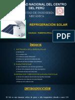 4. Refrigeracion Solar