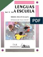 IPS SIGUAN Las Lenguas en La Escuela