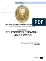 Telescopio Espacial James Webb