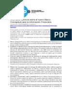 S1_Seis datos técnicos sobre el nuevo Marco Conceptual para la Información Financiera