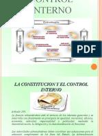 CONTROL INTERNO PRIMERA UNIDAD J.PINZON