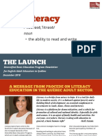 literacy strategies special edition