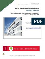 Climatisation PEB Chapitre 6 COMPTAGE