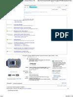 Agilent N9330B Portátil