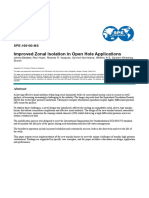 SPE 169190 improved zonal isolation in open hole application