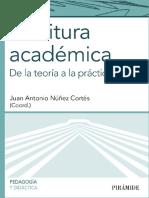 ESCRITURA ACADEMICA_ DE LA TEOR - Juan Antonio Nunez Cortes