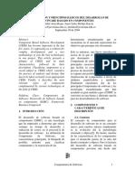 INTRODUCCIÓN Y PRINCIPIOS BÁSICOS DEL DESARROLLO DE COMPONENTES