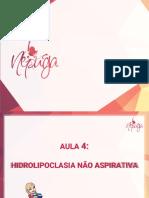 Hidrolipoclasia Aula 4 (2019) (1)