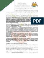 ETICA GRADO SEXTOS ACTIVIDAD 1,2,3