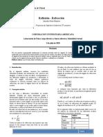 informe de laboratorio reflexio y refraccion.docx