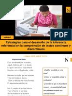 Sesión 5. Estrategias para el desarrollo de la inferencia referencial.pdf
