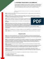ORIGENES DEL SISTEMA FINANCIERO COLOMBIANO