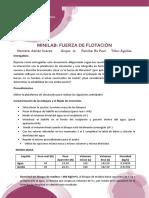 ADRIÁN.SUAREZ-MINILAB FUERZA DE FLOTACIÓN