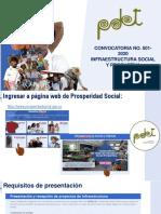 PRESENTACION  CONVOCATORIA ART REGIONALES PFN