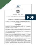 Resolución 3066 de 2011 Act_4960_16