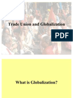 Globalisation and Trade Unions - arun