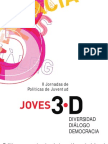 Programa JOVES3D 2011 Cast