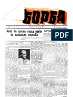 Nasa Borba 01 1941 by GoTzE
