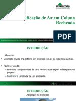 Umidificação de Ar em Coluna Recheada (1).pptx